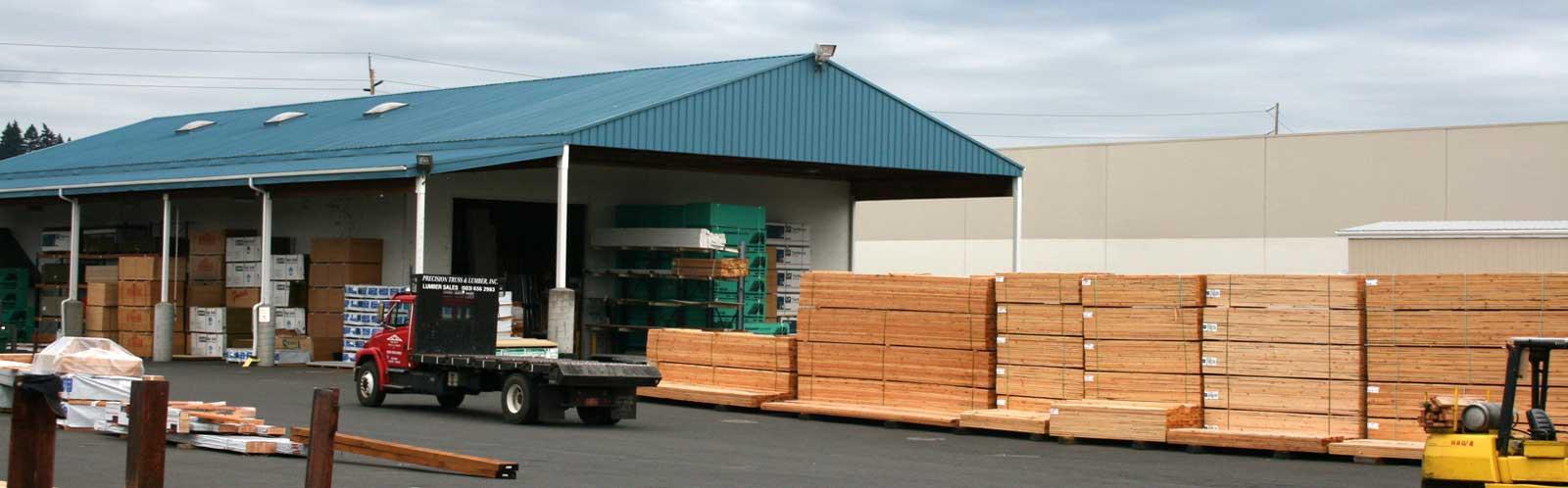 Precision Truss Amp Lumber Inc 503 656 2983